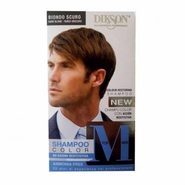 Dikson For Men Shampoo Color ( Biondo Scuro )