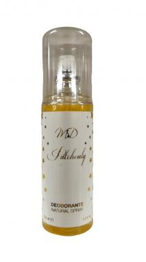 M&D Patchouly Deodorante 120 ml vapo