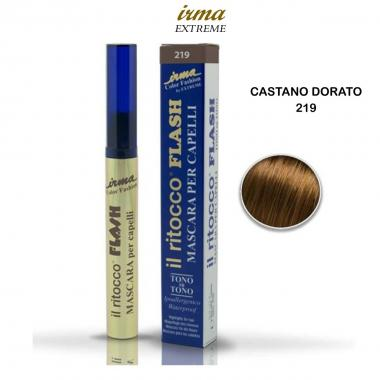 Irma Color Fashion Mascara Per Capelli n° 219 ( Castano Dorato ) 9 ml