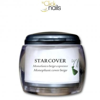 Le Click Star Cover (Gel Beige coprente ) 30 ml Camouflage