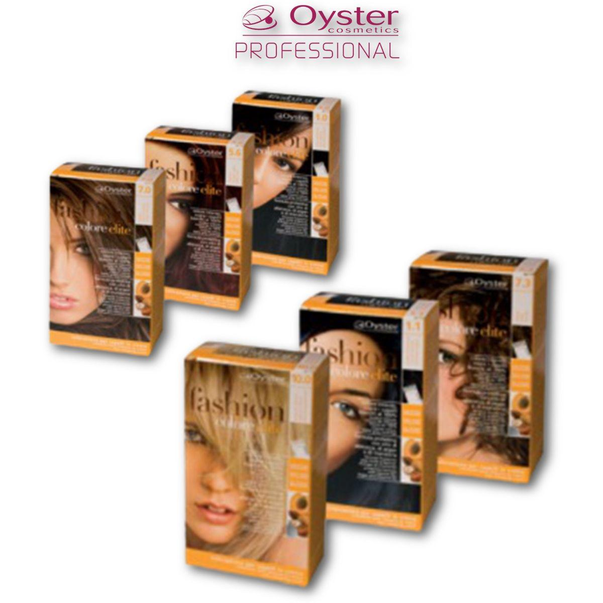Oyster Kit Fashion Color Elite 5/2 ( Mistero Viola ) 50ml + 50ml