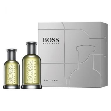 Hugo Boss Bottled Coffret Edt 100 ml + Edt 30 ml Uomo