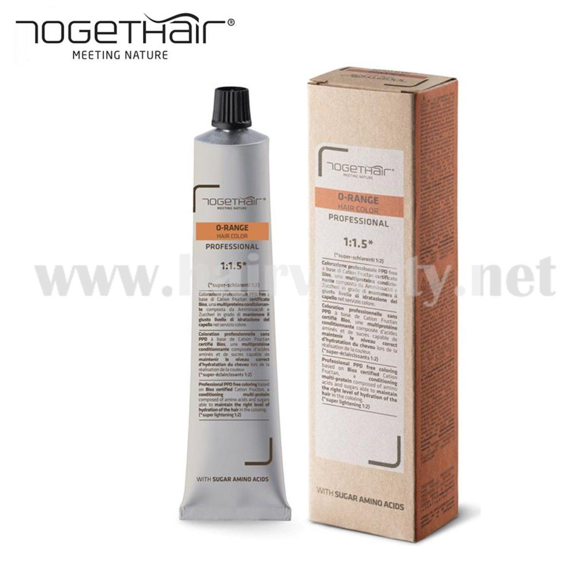 O-Range Togethair Tintura 6/5 ( Biondo Scuro Mogano ) 100 ml