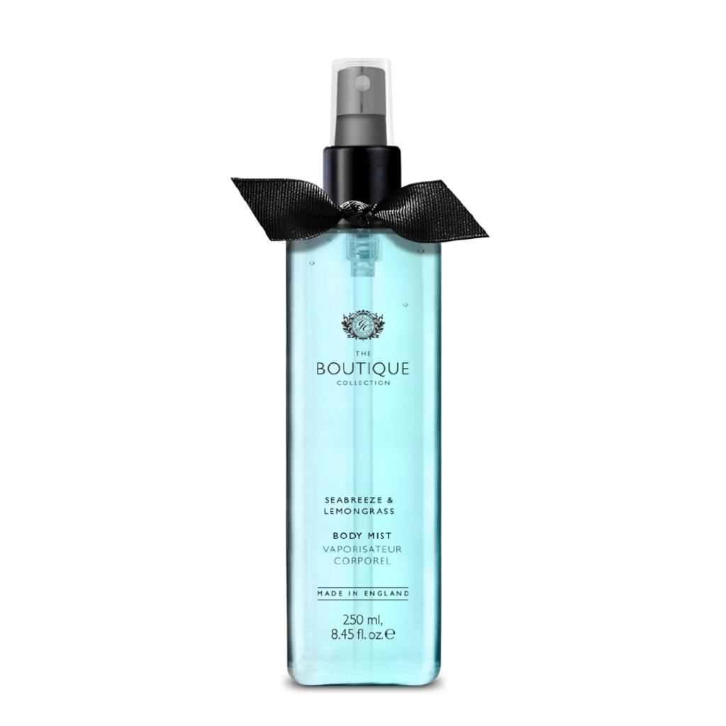 The Boutique Collection Spray Profumato Corpo Sea Breeze & Lemongrass ( Brezza Marina e Citronella ) 250 ml