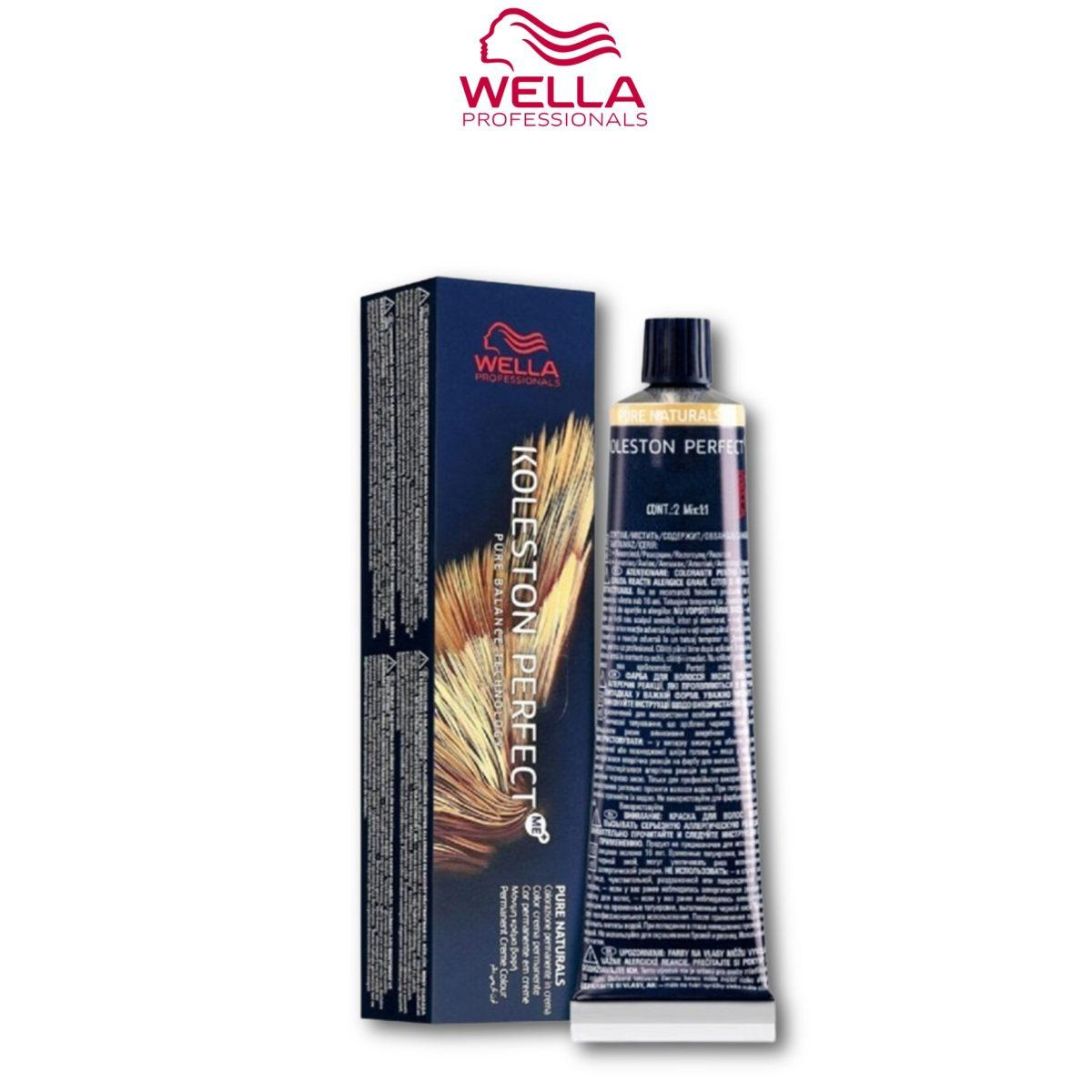 Wella Koleston Perfect ME+ 8/34 Tintura ( Biondo Chiaro Oro Ramato ) 60 ml