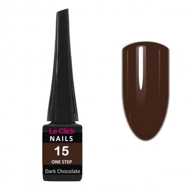 Le click One Step n° 15 ( Dark Chocolate ) 5 ml
