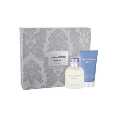 Dolce & Gabbana Light Blue Coffret Edt 75 ml + After Shave 75 ml