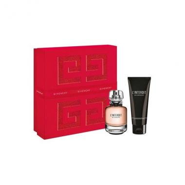Givenchy L'Interrdit Edp 50 ml + Body Lotion