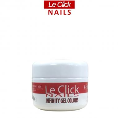 Le Click Infinity Gel Colors n° 2 ( Glitter Silver ) 5 ml